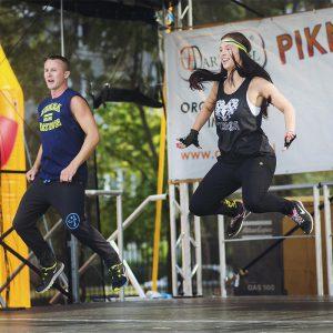 Zespół taneczny Ritmix - organizacja imprez